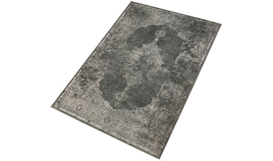 Teppich, »Vintage Ornament«, Living Line, rechteckig, Höhe 7 mm, maschinell gewebt kaufen