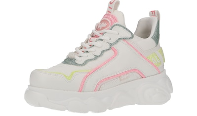 Buffalo Sneaker »Lederimitat/Textil« kaufen