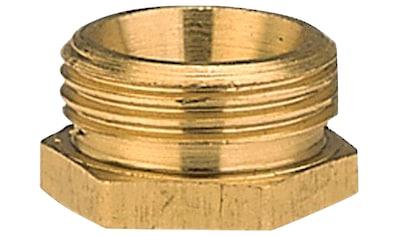 GARDENA Reduzierstück »7272-20«, Messing, 42 mm (G 1 1/4)-Außen / 33,3 mm (G 1)-Innen kaufen