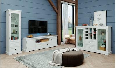 Home affaire Sideboard »Bigge«, im klassischen Landhausstil kaufen