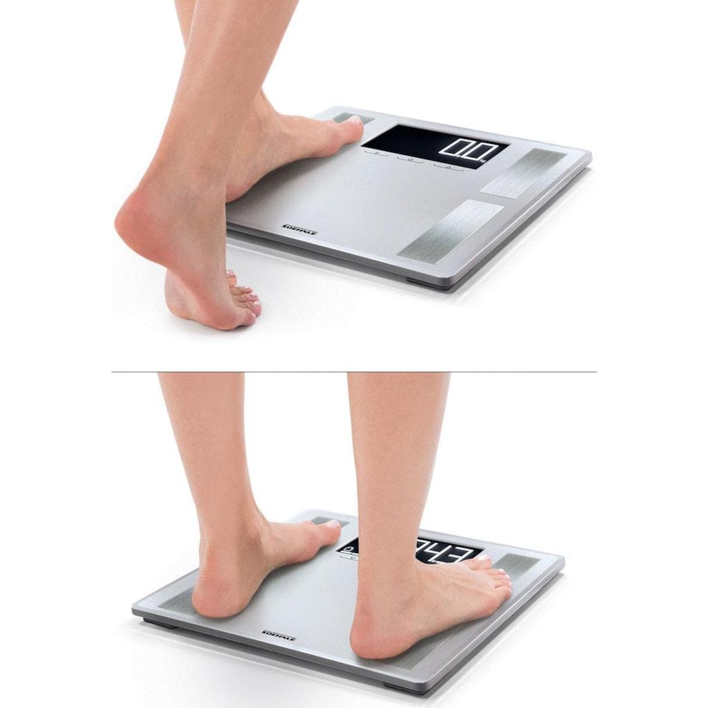 Soehnle Körper-Analyse-Waage »PWD Shape Sense Profi 200«