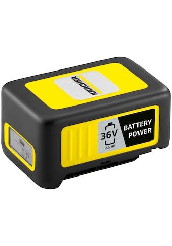 KÄRCHER Akku »Starter Kit Battery Power 36/25«, inkl. Ladegerät kaufen