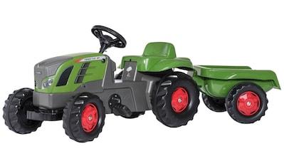 Rolly Toys Tretfahrzeug »Fendt 516 Vario«, Traktor mit Trailer kaufen