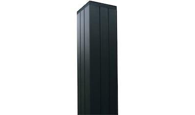 Kiehn - Holz Sichtschutzelement, LxH: 180x180 cm, Pfosten zum Einbetonieren kaufen