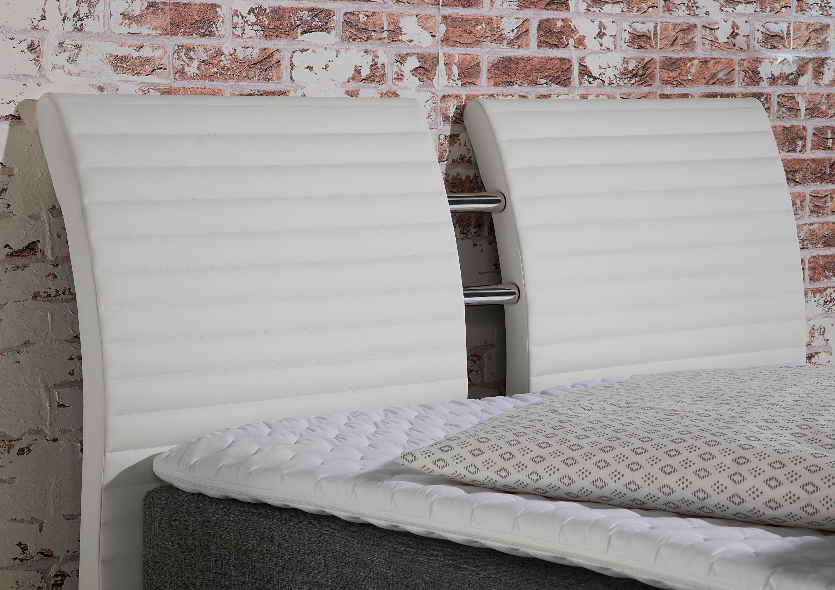 Maintal Boxspringbett inklusive Topper