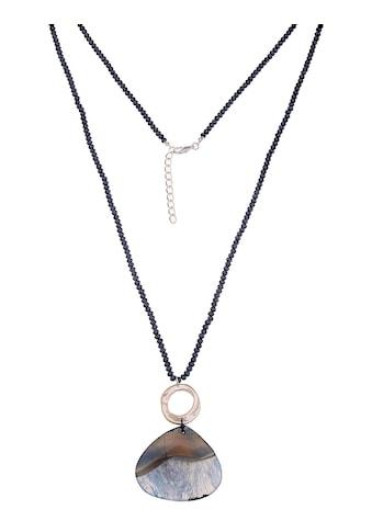 leslii Halskette mit Naturstein-Anhänger kaufen
