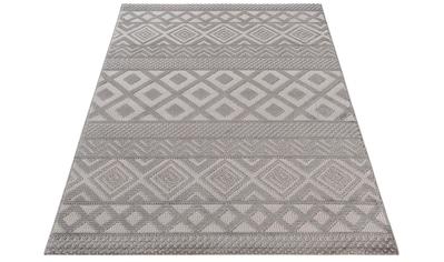 Sehrazat Orientteppich »Luxury 6100«, rechteckig, 13 mm Höhe, Hoch-Tief-Struktur, Wohnzimmer kaufen