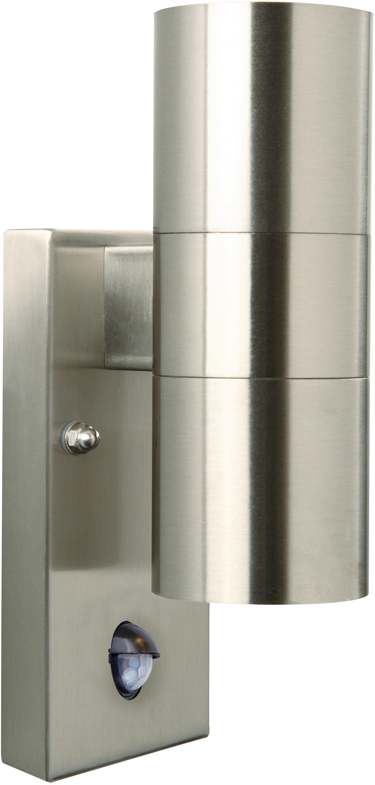 Nordlux Außen-Wandleuchte Tin mit Bewegungsmelder, GU10