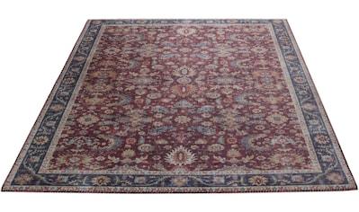Teppich, »Fenix Ranken«, Living Line, rechteckig, Höhe 5 mm, maschinell gewebt kaufen