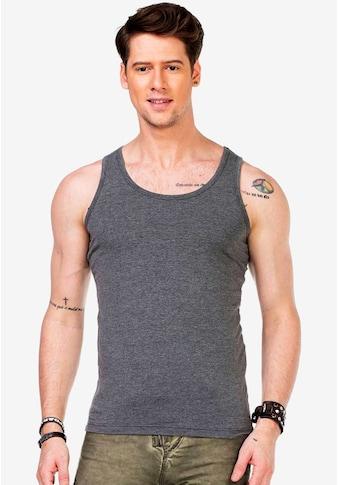 Cipo & Baxx T-Shirt, mit angenehmem Tragekomfort kaufen