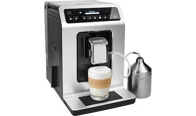 Krups Kaffeevollautomat »EA891D Evidence Metal Espresso-Vollautomat«, mit 15... kaufen