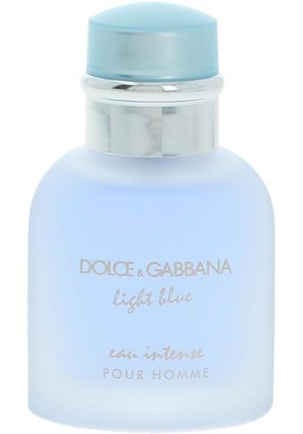 DOLCE & GABBANA Eau de Parfum »Light Blue Eau Intense« kaufen