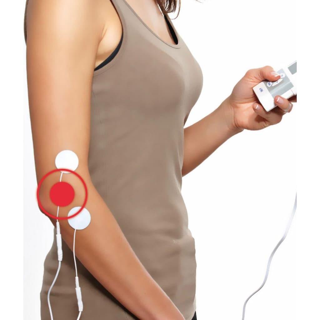 promed TENS-EMS-Gerät »ETM 6«, Kombigerät Schmerztherapie & Muskelstimulation
