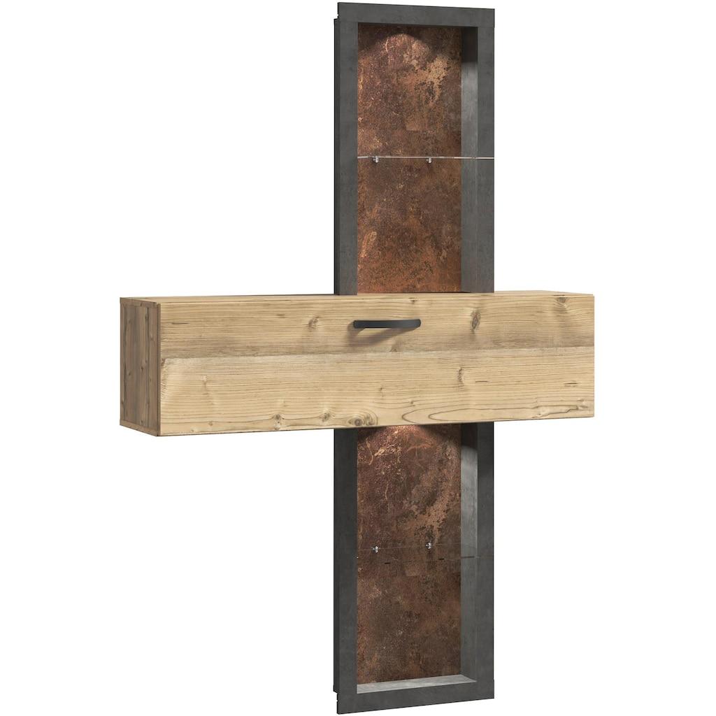 FORTE Regal, Höhe 183 cm
