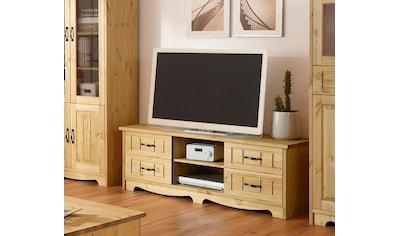 Home affaire Lowboard »Trinidad«, Breite 148 cm, mit 4 Schubladen kaufen
