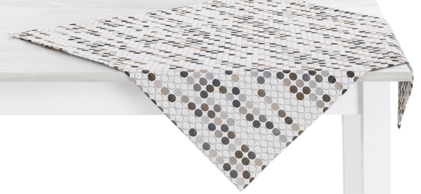 Tischdecke mit Punkten | Heimtextilien > Tischdecken und Co > Tischdecken