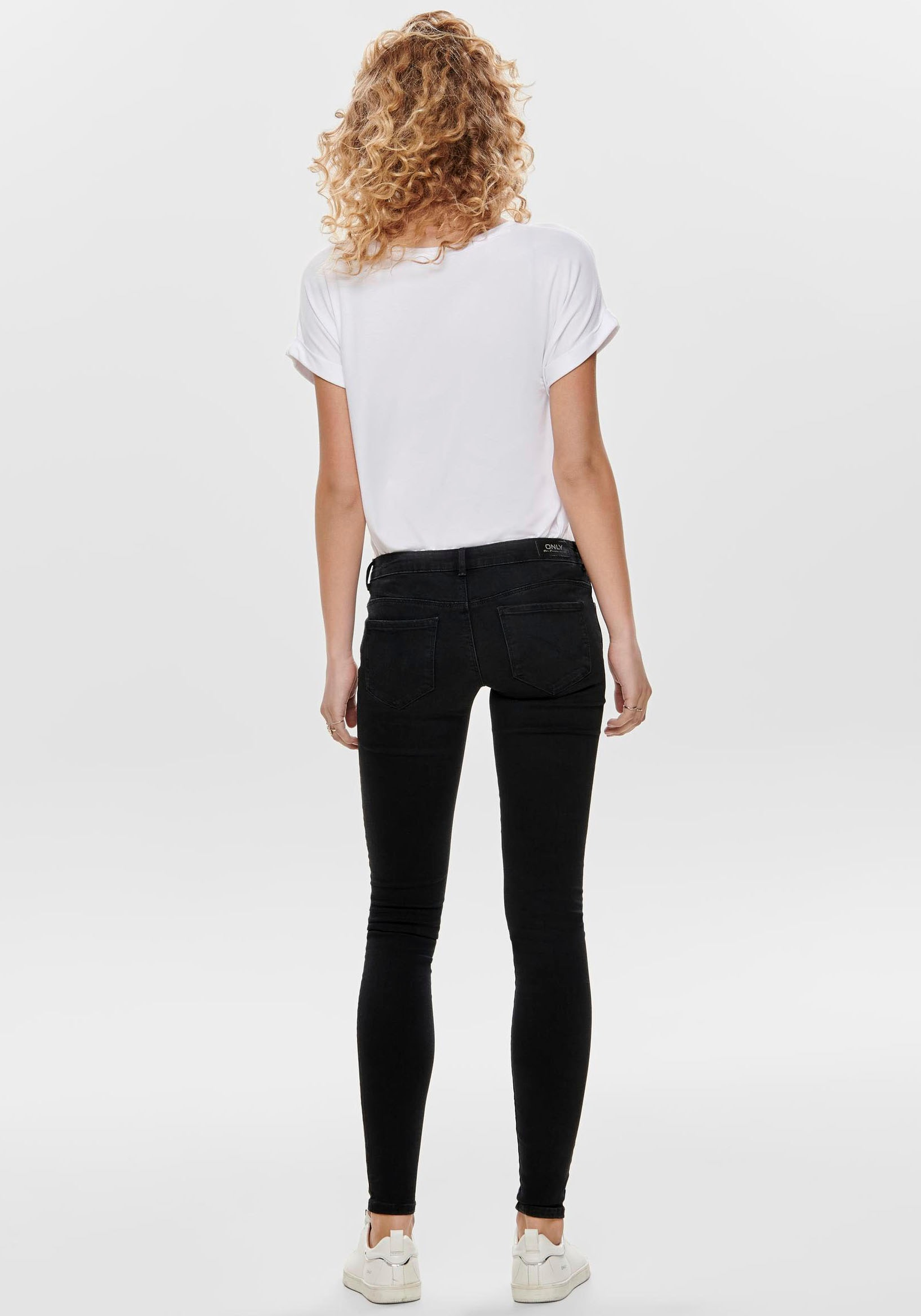 only -  Skinny-fit-Jeans ONLCORAL LIFE