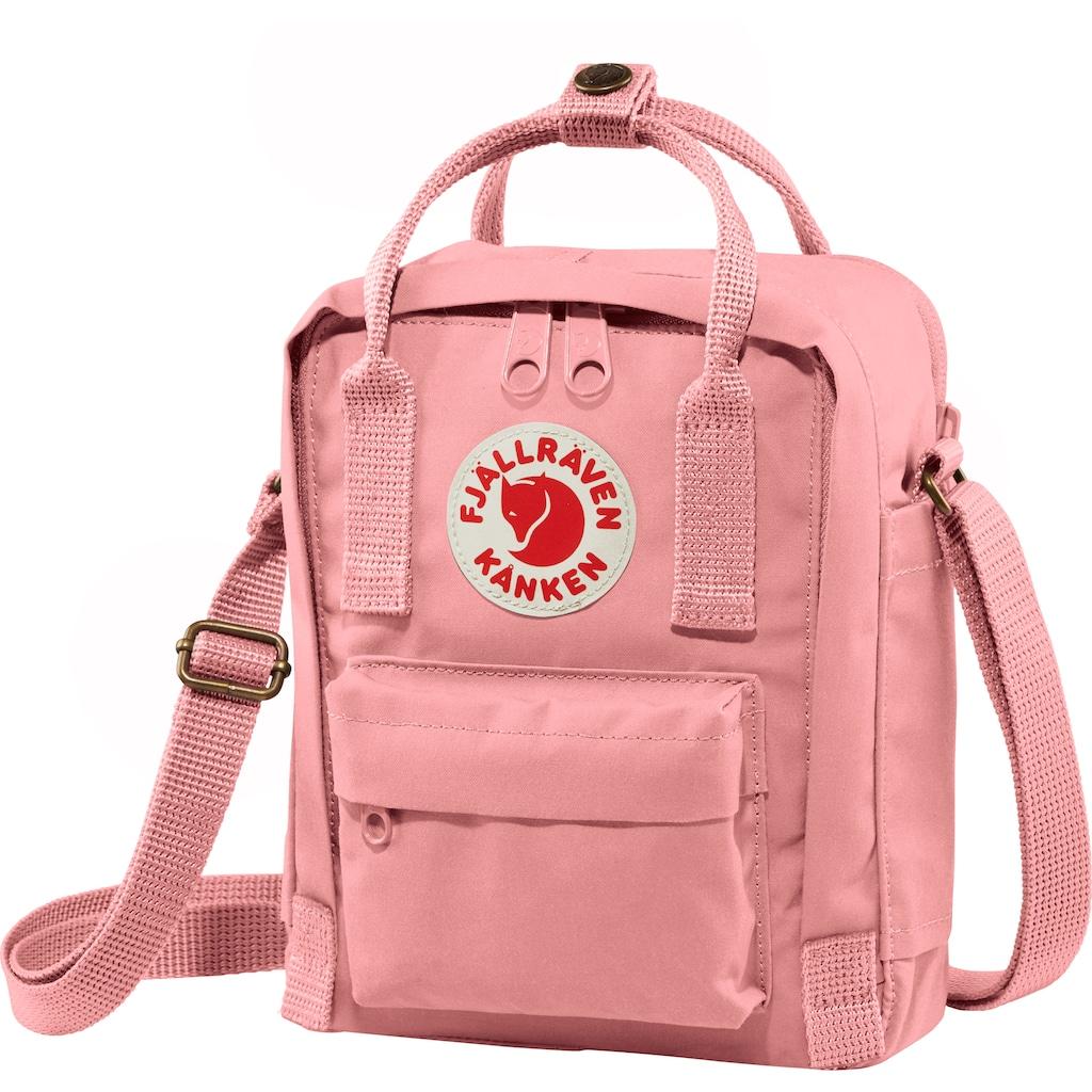 Fjällräven Umhängetasche »Kanken Sling, pink«