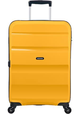American Tourister® Hartschalen-Trolley »Bon Air M, light yellow«, 4 Rollen kaufen