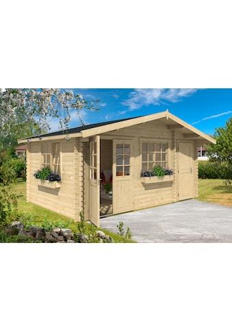 Nordic Holz Gartenhaus »Borkum 4« kaufen