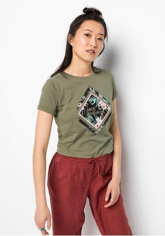 Jack Wolfskin T - Shirt »TROPICAL SQUARE T W« kaufen