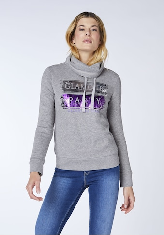 Oklahoma Jeans Sweatshirt »Women, Sweatshirt, Regular Fit« kaufen