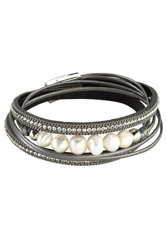 J.Jayz Armband »zum Wickeln, trendy« kaufen