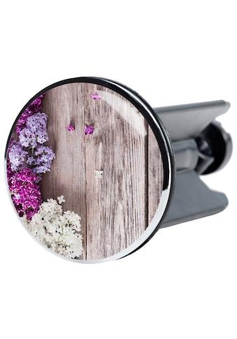 Sanilo Waschbeckenstöpsel »Flieder«, Ø 4 cm kaufen