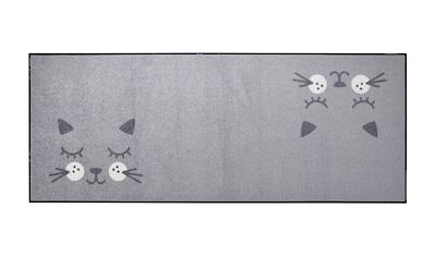 Fußmatte Katze MISSY waschbar kaufen