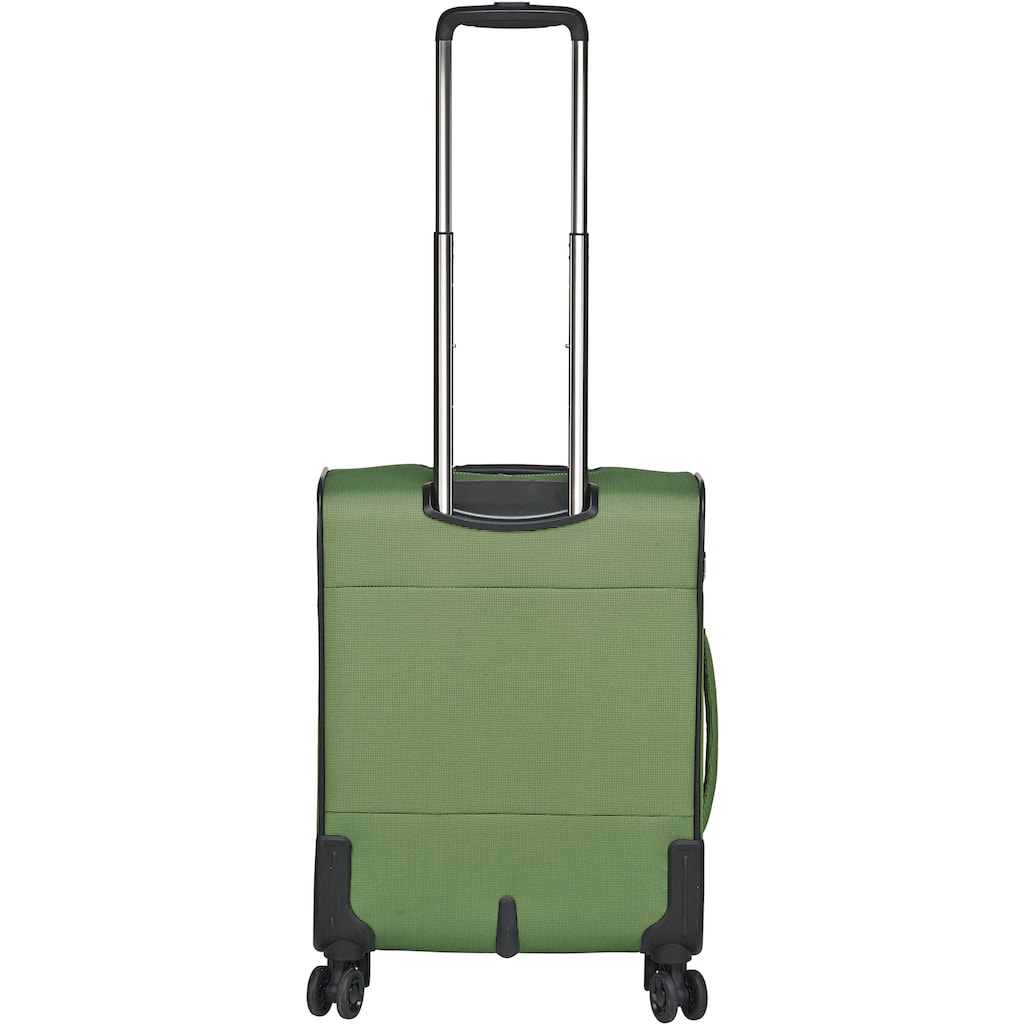 Stratic Weichgepäck-Trolley »Bendigo Light, 54 cm«, 4 Rollen
