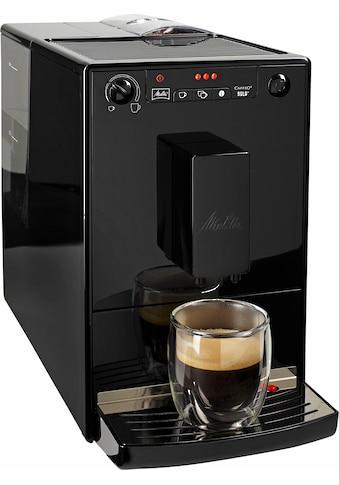 Melitta Kaffeevollautomat CAFFEO® Solo® Pure Black E 950 - 222, 1,2l Tank, Kegelmahlwerk kaufen