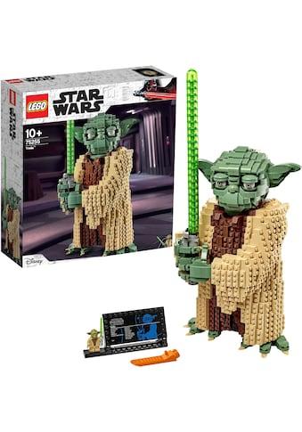 """LEGO® Konstruktionsspielsteine """"Yoda™ (75255), LEGO® Star Wars™"""", (1771 - tlg.) kaufen"""