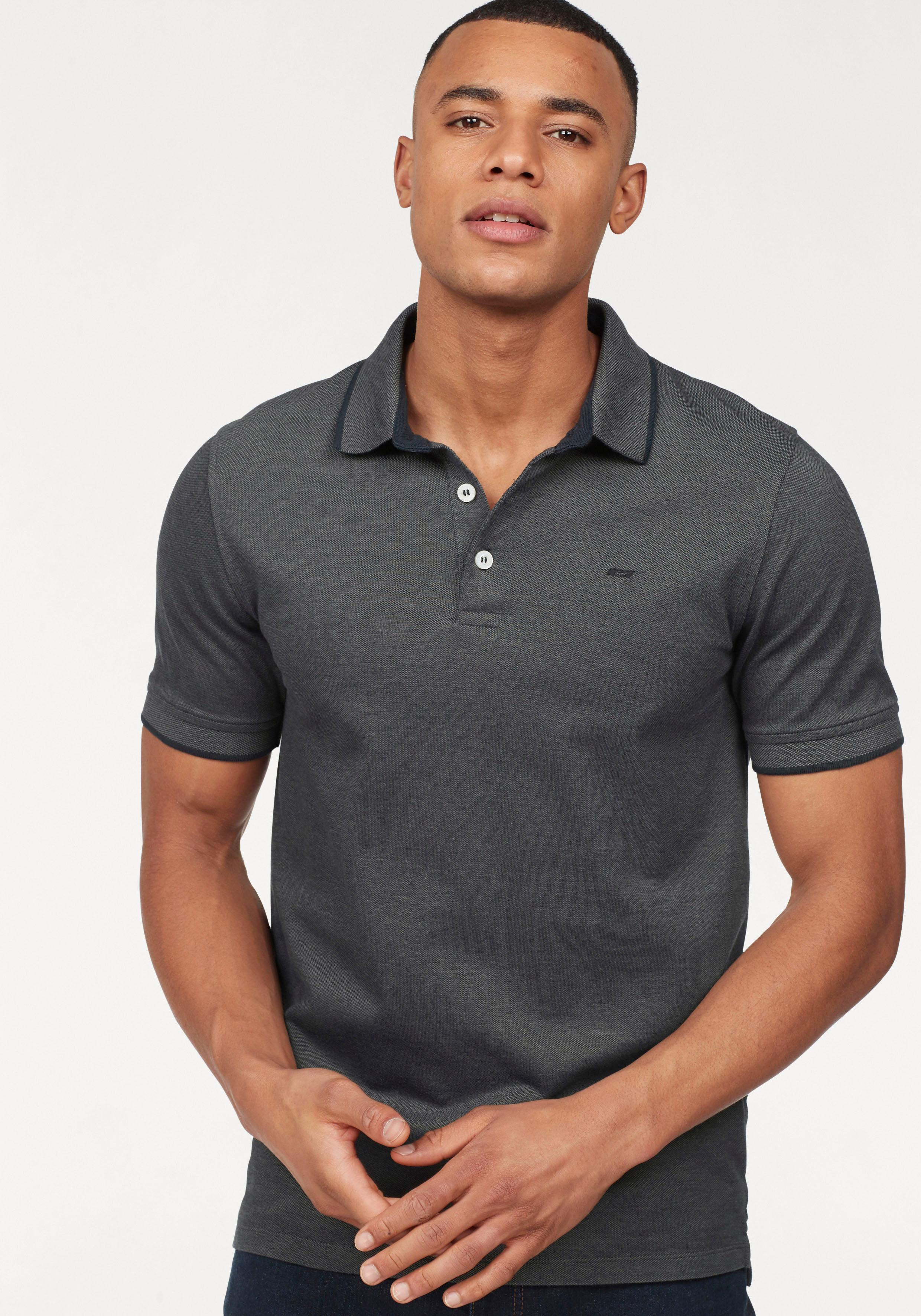 Jack & Jones Poloshirt »Paulos Polo« | Sportbekleidung > Sportshirts > Poloshirts | Grau | JACK & JONES