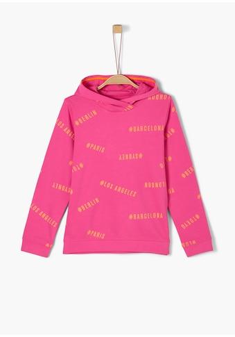 s.Oliver Sweatshirt_für Mädchen kaufen