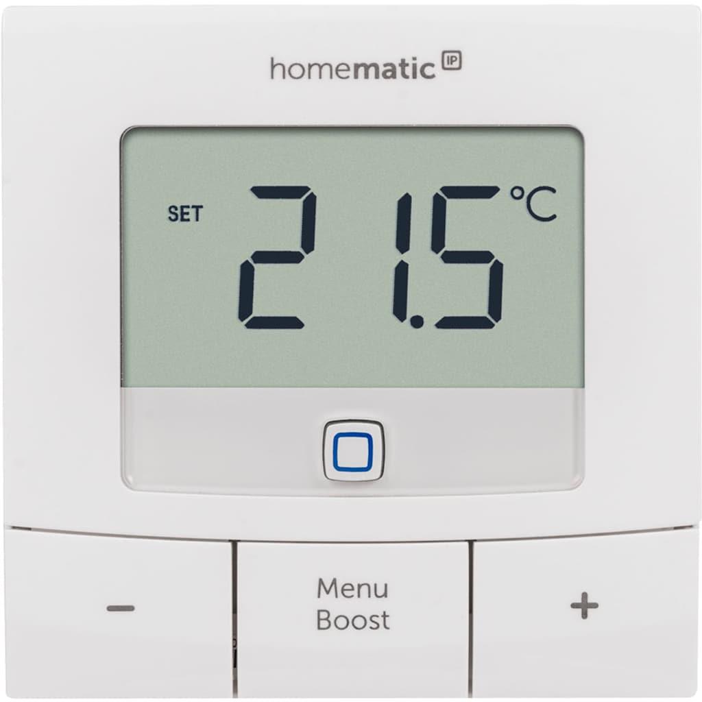 Homematic IP »Heizen Basic S (3-tlg.)« Smart-Home Starter-Set