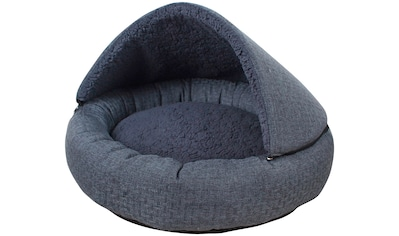 SILVIO DESIGN Hundehöhle und Katzenhöhle »Babsi«, BxLxH: 60x60x40 cm kaufen
