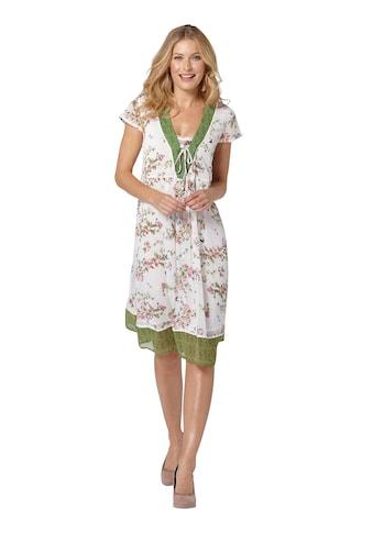 Inspirationen Kleid aus luftigem Chiffon kaufen