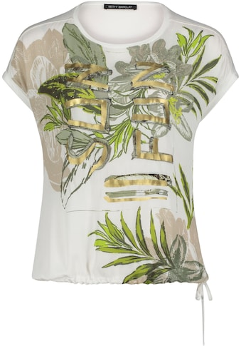 Betty Barclay Rundhalsshirt, mit Folienprint kaufen