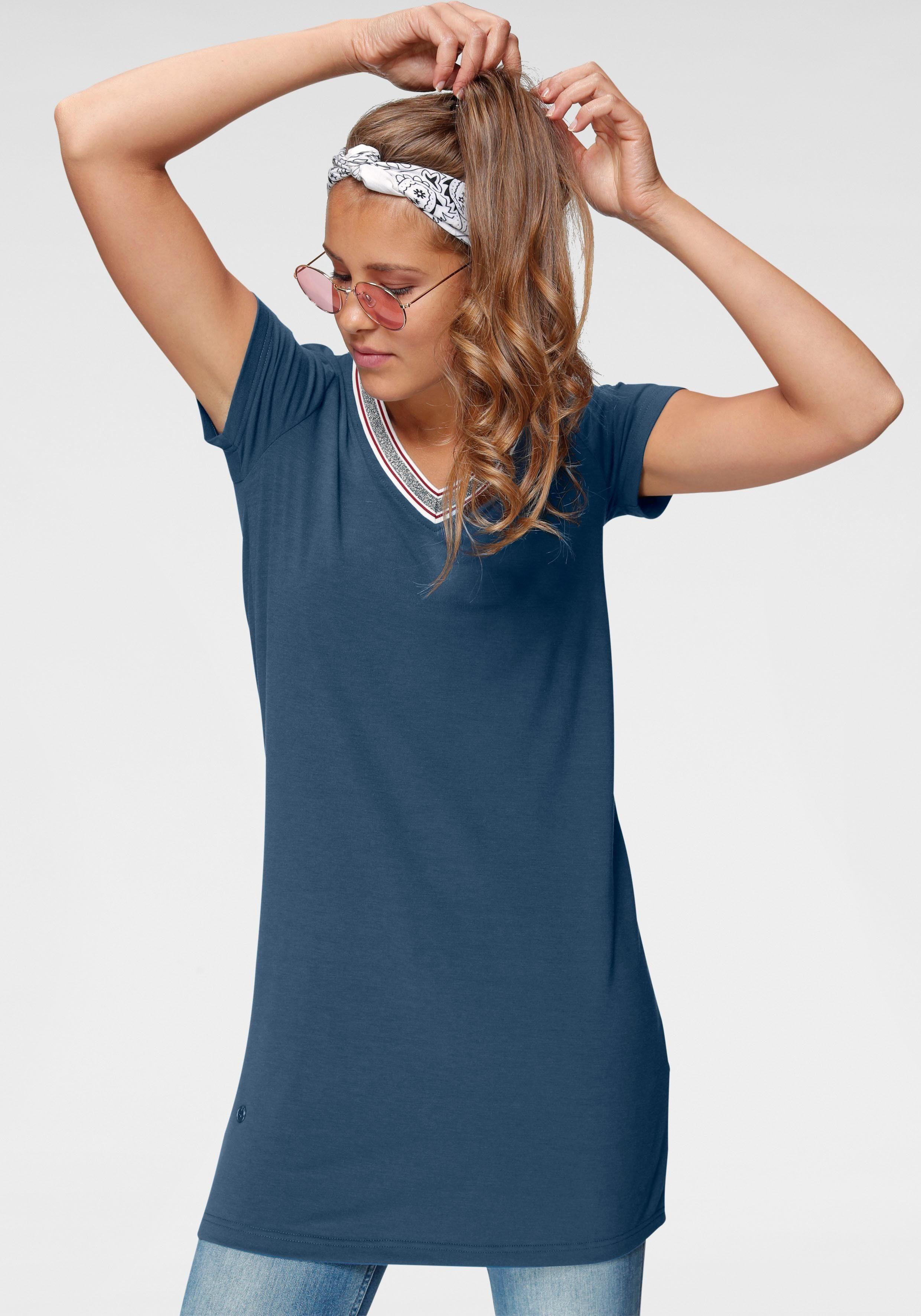 Ocean Sportswear Shirtkleid Damenmode/Bekleidung/Kleider/Shirtkleider