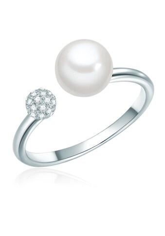 Valero Pearls Perlenring »ST108«, (1 tlg.), mit Süßwasserperlen kaufen