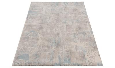 Teppich, »Amatis 6630«, Sehrazat, rechteckig, Höhe 12 mm, maschinell gewebt kaufen