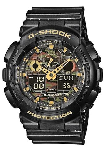 CASIO G - SHOCK Chronograph »GA - 100CF - 1A9ER« kaufen