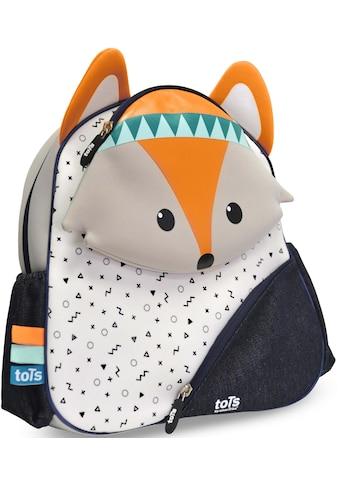 smarTrike® Kinderrucksack »toTs by SmarTrike® Fur - ever Fuchs, 30 cm« kaufen