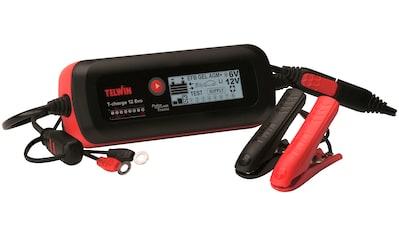 TELWIN »T - Charge 12 EVO« Autobatterie - Ladegerät 4000 mA kaufen