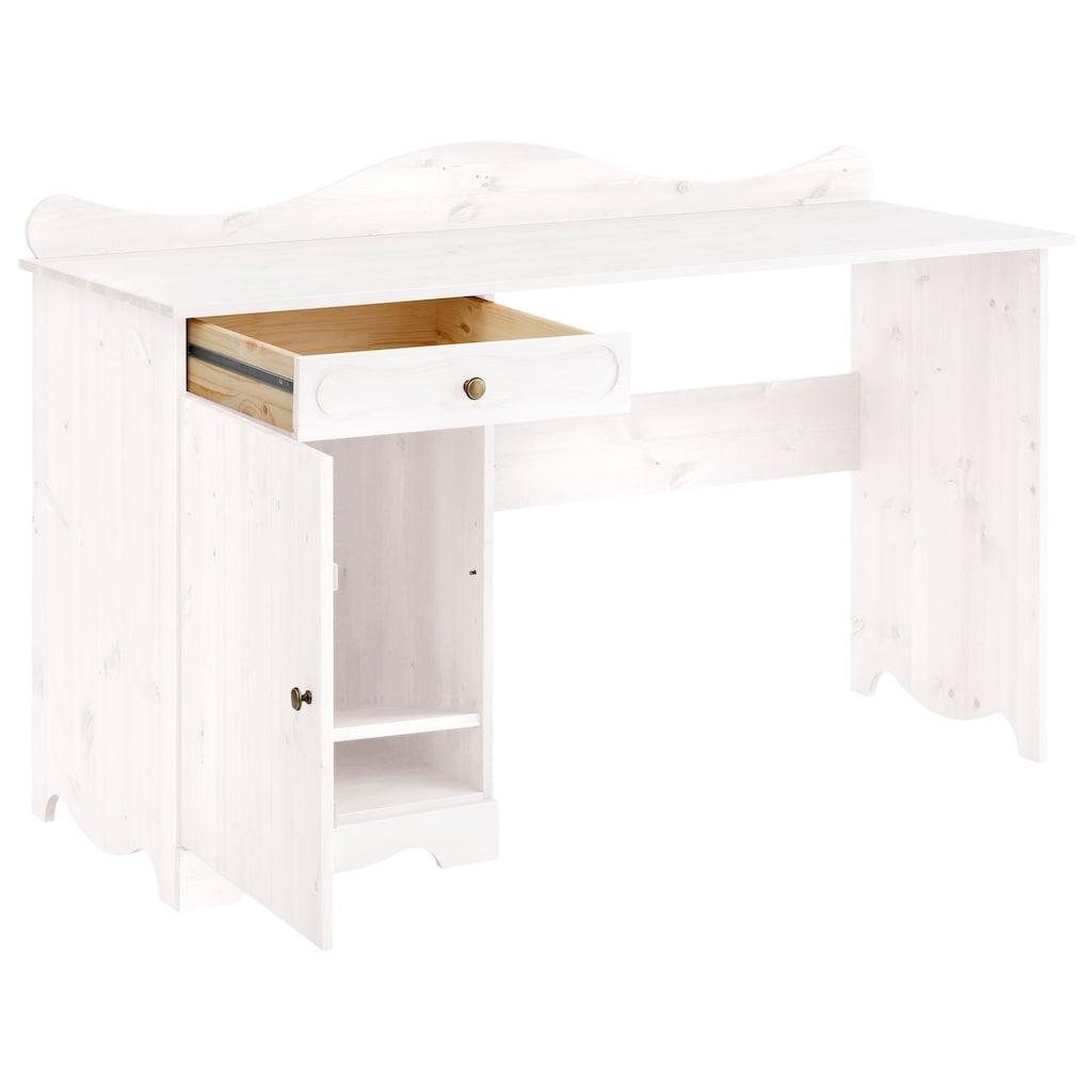 Home affaire Schreibtisch »Ieva«, im Landhaus-Design