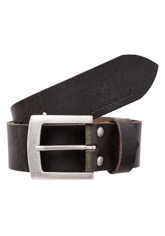 Cross Jeans® Ledergürtel »0384K« kaufen