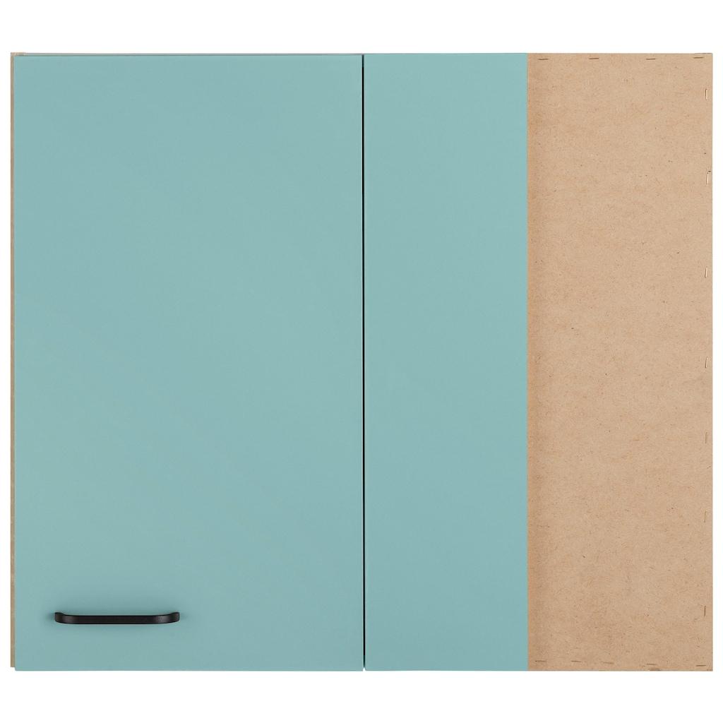 OPTIFIT Eckhängeschrank »Elga«, mit Soft-Close-Funktion und Metallgriff, Breite 80 cm