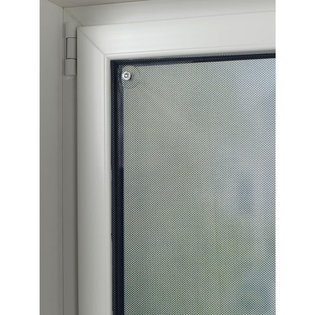 GARDINIA Sonnenschutz-Fensterfolie »Flexibler Sonnenschutz mit Saugnäpfe«, 1 St., transparent, Saugnäpfe, Blend- und Hitzeschutz