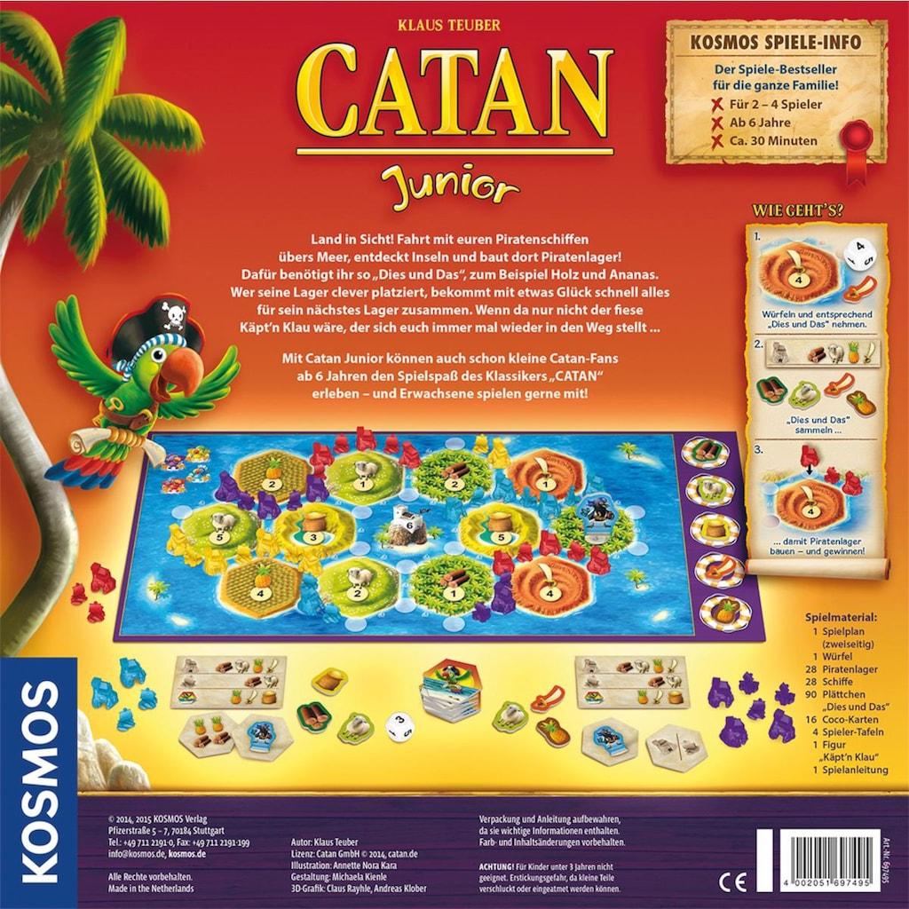 Kosmos Spiel »Catan Junior«