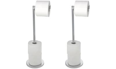 WENKO Toilettenpapierhalter, (Set, 2 - tlg.) kaufen